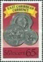 [Eastern Caribbean Currency - Coins and Banknotes, type ADB]