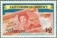 [Eastern Caribbean Currency - Coins and Banknotes, type ADE]