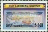 [Eastern Caribbean Currency - Coins and Banknotes, type ADH]