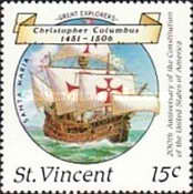 [The 500th Anniversary of Discovery of America 1992, type ADO]