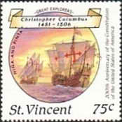 [The 500th Anniversary of Discovery of America 1992, type ADP]