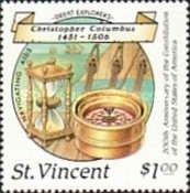 [The 500th Anniversary of Discovery of America 1992, type ADQ]