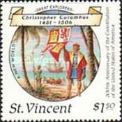 [The 500th Anniversary of Discovery of America 1992, type ADR]