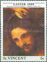 [Easter - The 500th Anniversary of the Birth of Titian, 1488-1567, type AHA]