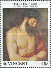 [Easter - The 500th Anniversary of the Birth of Titian, 1488-1567, type AHC]