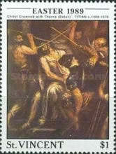 [Easter - The 500th Anniversary of the Birth of Titian, 1488-1567, type AHF]