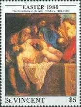 [Easter - The 500th Anniversary of the Birth of Titian, 1488-1567, type AHH]