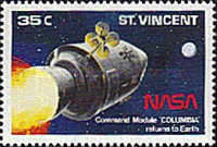 [The 20th Anniversary of First Manned Landing on Moon, type ALM]