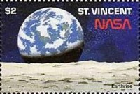 [The 20th Anniversary of First Manned Landing on Moon, type ALR]