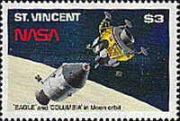 [The 20th Anniversary of First Manned Landing on Moon, type ALT]