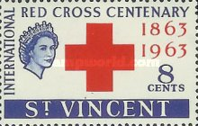 [The 100th Anniversary of International Red Cross, type AS1]