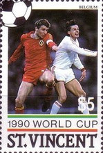 [Football World Cup - Italy, type ATB]
