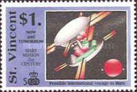 [The 500th Anniversary of Discovery of America 1992 - Discovery Travel, type AZY]