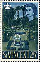 [The 200th Anniversary of Botanical Gardens of St. Vincent, type BC]