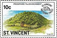 [Environmental Protection - National Fund of St. Vincent, type BHW]