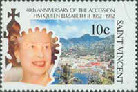 [The 40th Anniversary of Queen Elizabeth II's Accession to the Crown, type BIA]