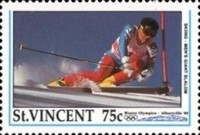 [Winter Olympic Games - Albertville, France, type BIO]