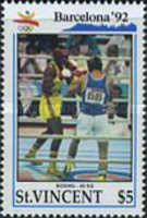 [Olympic Games - Barcelona, Spain, type BJC]