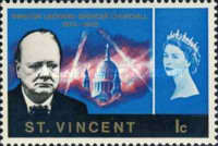 [Winston Spencer Churchill Commemoration, 1874-1965, type BU]