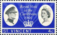 [Royal Visit of Queen Elizabeth II and Prince Philip, Typ BV]