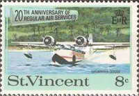 [The 20th Anniversary of Regular Air Services, type DI]