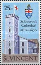 [The 150th Anniversary of St. George's Cathedral, Kingstown, type DR]