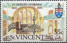 [The 150th Anniversary of St. George's Cathedral, Kingstown, type DS]