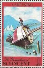 [The Grenadines of St. Vincent, type EB]