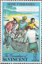 [The Grenadines of St. Vincent, type EC]