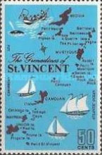 [The Grenadines of St. Vincent, type ED1]