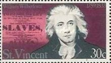 [The 140th Anniversary of the Death of William Wilberforce, 1759-1833, Typ FA]