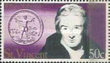[The 140th Anniversary of the Death of William Wilberforce, 1759-1833, Typ FC]