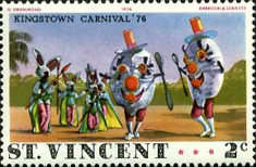 [Carnival in Kingstown, type IF]