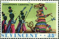 [Carnival in Kingstown, type IH]