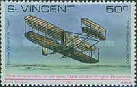 [The 75th Anniversary of First Powered Flight by the Wright Brothers, Typ KT]