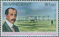 [The 75th Anniversary of First Powered Flight by the Wright Brothers, Typ KU]