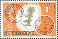 [St. Vincent Post Offices, type LD]