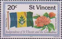 [Independence Day of St. Vincent and Grenadines, type LY]