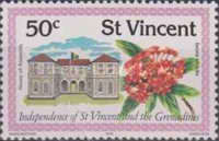 [Independence Day of St. Vincent and Grenadines, type LZ]