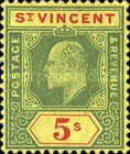 [King Edward  VII, type N4]