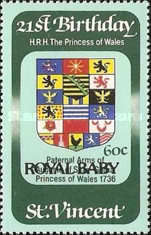 [Birth of Prince William of Wales, type OG1]