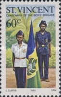 [The 100th Anniversary of Boys' Brigade, type PJ]