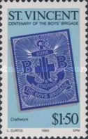 [The 100th Anniversary of Boys' Brigade, type PK]