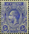 [King George V, Coat of Arms - New Watermark, type Q20]