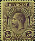 [King George V, Coat of Arms - New Watermark, Typ Q21]