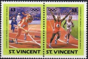 [Olympic Games - Los Angeles, USA, type SZ]