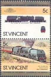 [Locomotives, type TP]