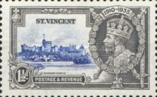 [The 25th Anniversary of the Reign of King George V, Typ W1]