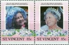 [The 85th Anniversary of the Birth of Queen Elizabeth the Queen Mother, 1900-2002, type WN]