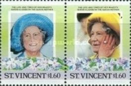 [The 85th Anniversary of the Birth of Queen Elizabeth the Queen Mother, 1900-2002, type WR]